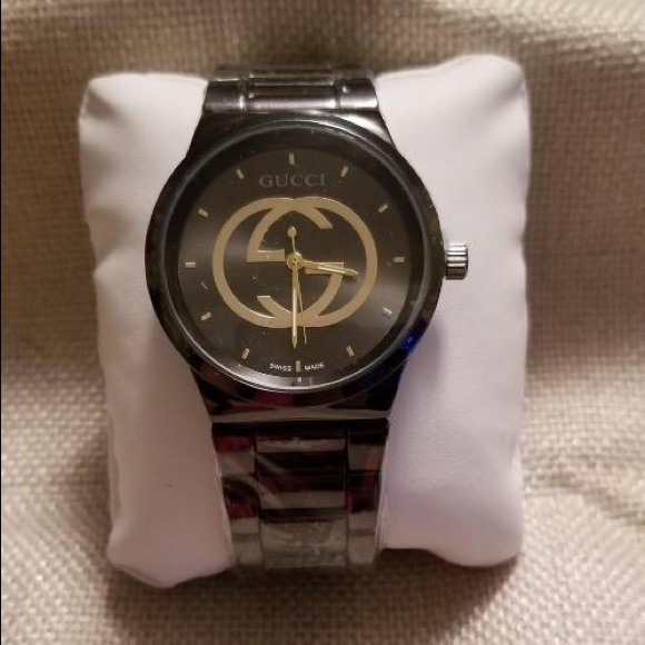 c45c45305d7 Gucci Other - Stainless steel gucci watch